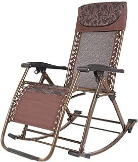 Sedia a Dondolo per Bambini 70 x 150 cm per Interni ed Esterni carico del Prodotto: 200 kg learnarmy