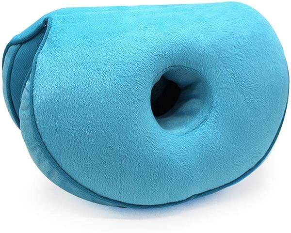 TEEPAO 多功能双舒适坐垫记忆泡沫提臀座椅坐垫漂亮屁股乳胶座垫舒适家用