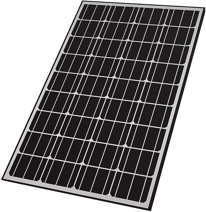Nature Power Monocrystalline Solar Panel