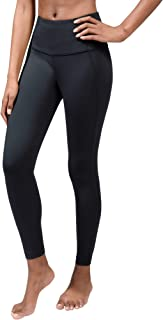 Squat Proof Tummy Control 7/8 Length Leggings with Back...