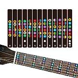 HOT SEAL Guitar Finger Guide Sticker...