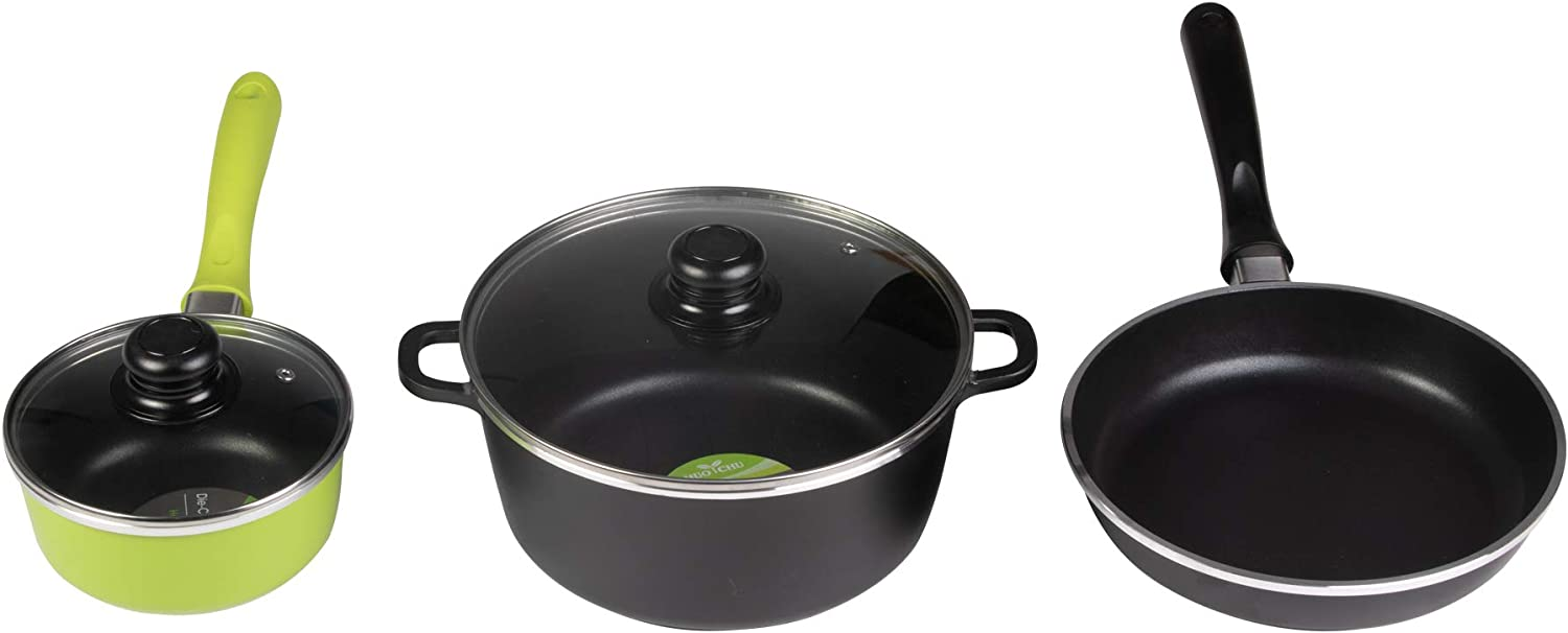 Koreyosh Stainless Cheap super special price Large-scale sale Steel Pots and Cookware set Sets Classic Pans