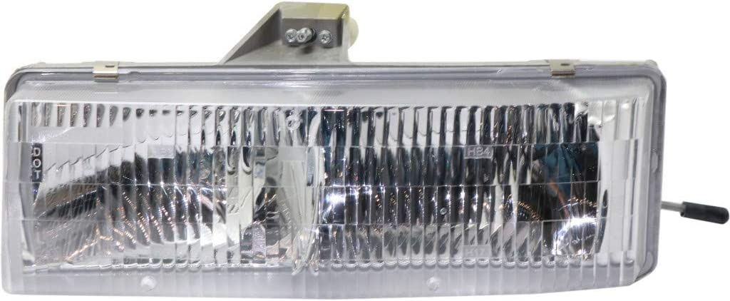 CarLights360: For GMC Safari Al sold out. Driver Assembly Outlet SALE 1985-2005 Headlight