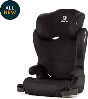 Diono Cambria 2 High-Back Booster Seat, Black