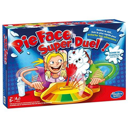Hasbro C01931010 Pie Face Super Duel - Juego de Mesa