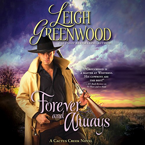 Forever and Always audiobook cover art