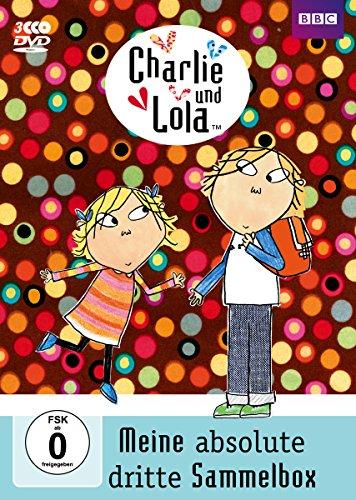 Charlie und Lola - Meine absolute dritte Sammelbox [3 DVDs]