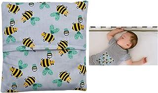 """Sacca termica""""dolcezza"""" per alleviare le coliche nei neonati - Sacchetto interno e una copertura lavabile - 100% cotone - ..."""