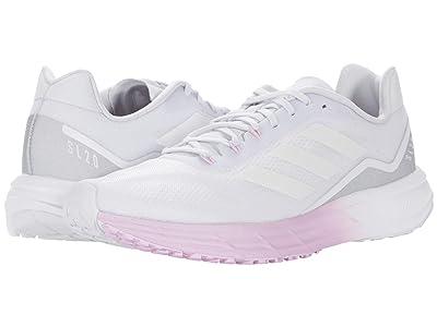 adidas Running SL20 (Dark Grey/White/Lilac) Women