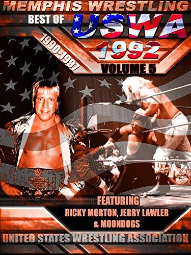 Best Of USWA Memphis Wrestling 1992 Vol 5
