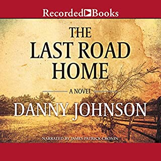 The Last Road Home audiobook cover art