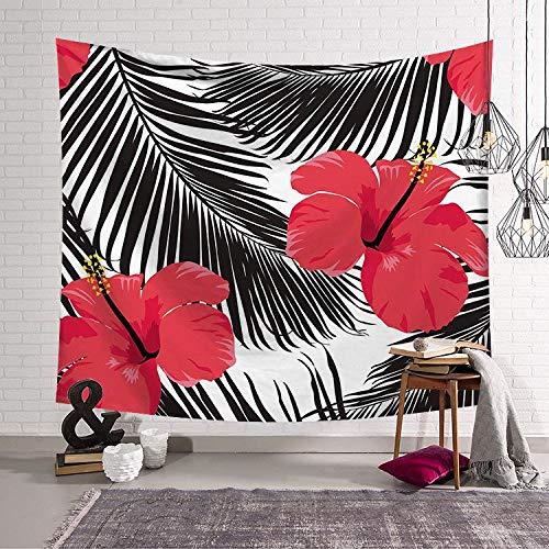 N / A Decoración para el hogar Pintura Abstracta patrón Tapiz Colgante de Pared Playa Picnic Manta Manta Tienda de campaña Viaje Alfombra para Dormir Fondo Tapiz Decorativo de Tela A1 150x200cm