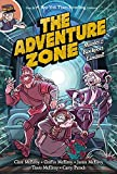 The Adventure Zone: Murder on the Rockport Limited! tabletop games Apr, 2021