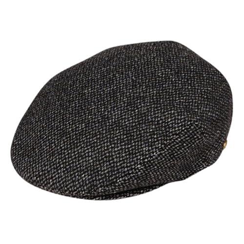 Epoch hats Men s Premium Wool Blend Classic Flat IVY newsboy Collection Hat 880591f37780