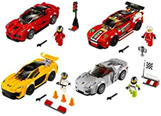 LEGO Speed Champions Race Cars Set of 4