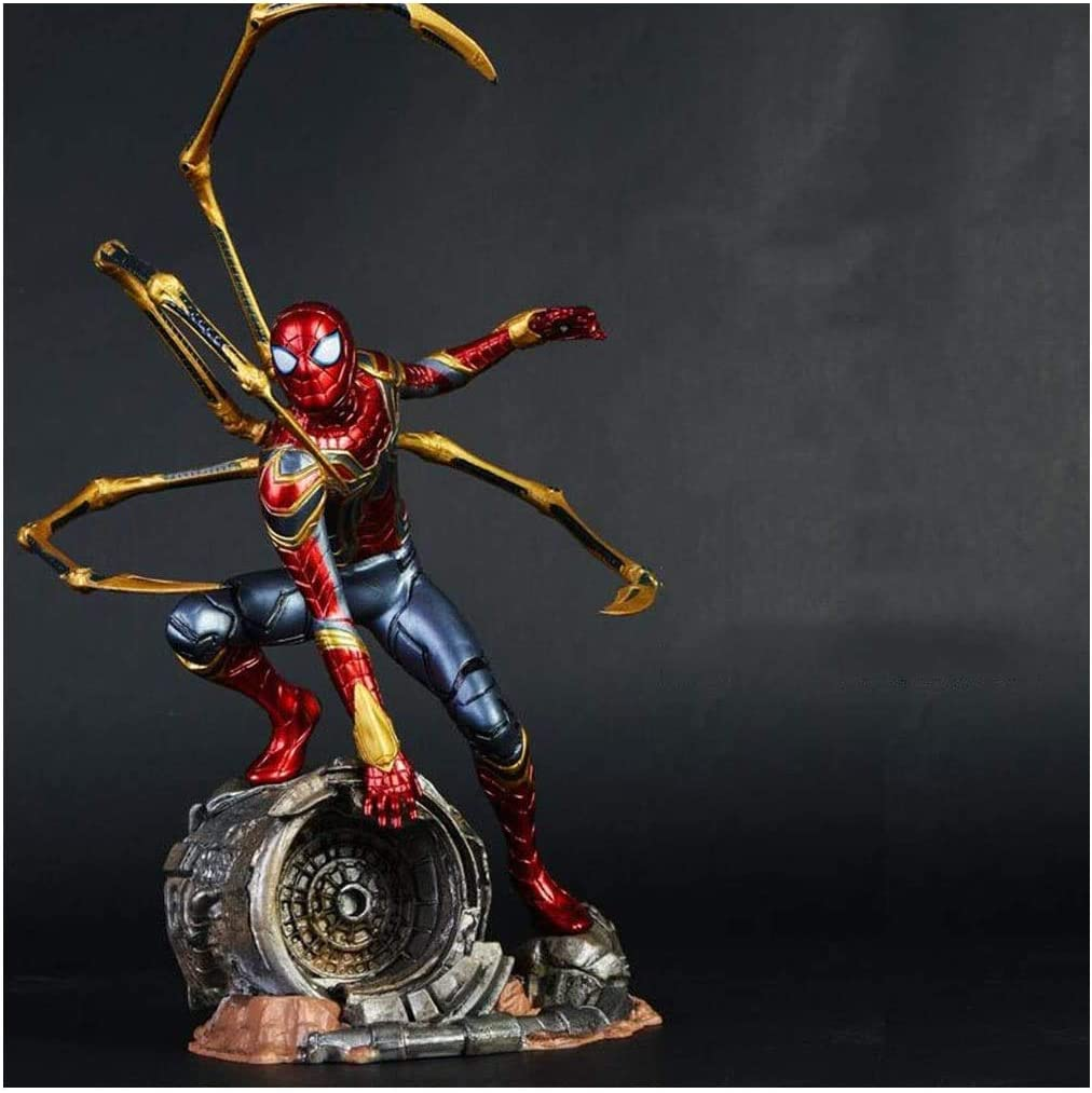 NYDZDM Spiderman Detroit Direct sale of manufacturer Mall Toys -Joint Movable War Infinity Avenger Figure