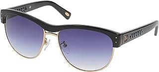 Loewe - SLW844M590700 Gafas de sol, Shiny Black, 59 para Mujer