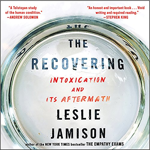 The Recovering audiobook cover art