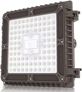 HYPERLITE 65W LED Canopy Light Fixture,8450LM Super Bright 100-277VAC,9.1