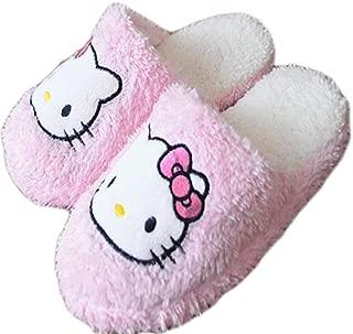 E.a@Market Women's Lovers Hello Kitty Household Slippers