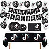 TikTok Birthday Party Supplies S...