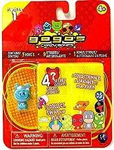 Crazy Bones Gogos Series 1 5Pack Blister Random