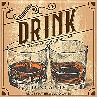 Drink audiobook cover art