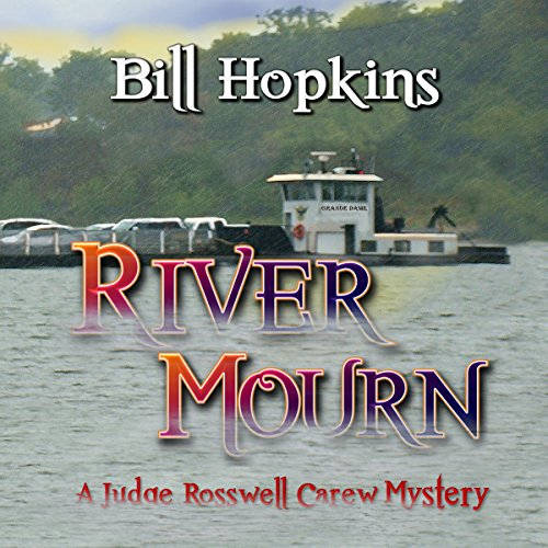 River Mourn audiobook cover art