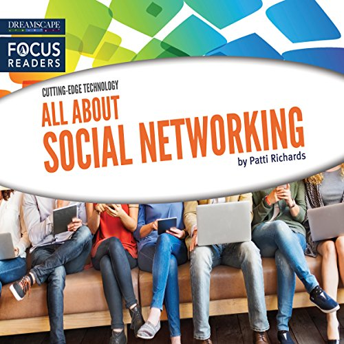 All About Social Networking audiobook cover art