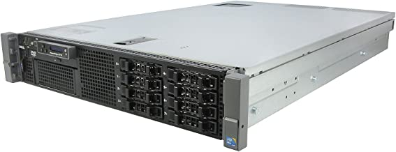 Robust DELL PE R710 Server 2x 2.93Ghz X5570 QC 24GB