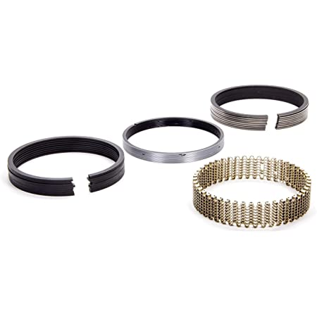 Hastings 6741S063 Single Cylinder Piston Ring Set
