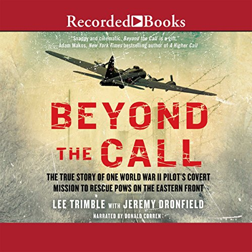 Beyond the Call audiobook cover art