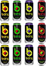 VPX Bang Variety Pack 6, 12 x 16 Fluid Ounce