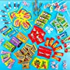 Assorted Candy Party Mix - Bite Size Fun Size And Full Size Candy Care Package with Gummies, Lollipops, Sour Patch, and More Bulk Candy for Loot Bags, Stocking Stuffer, Piñata, Party Treats - 2.5lbs, Approximately 60 Count, Individually Wrapped Perfect for Halloween #1