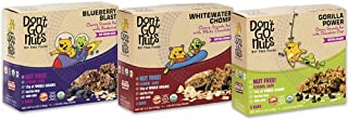 Sponsored Ad - Don't Go Nuts Nut-Free Organic Snack Bars Variety Pack, 15 Count