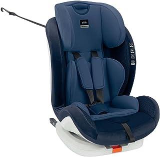 CAM Il mondo del bambino, Silla de coche grupo 1/2/3 Isofix, azul