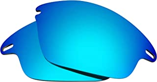 Replacement Lenses Compatible with OAKLEY FAST JACKET by SEEK OPTICS