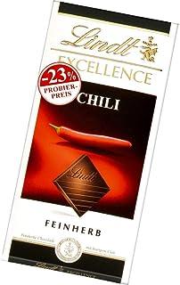 Excellence Promotion, feinherbe Schokolade mit Chili-Extrakt 1 x 100 g