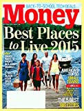 Money Magazine September 2015 - Best Places to Live In 2015