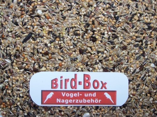 Bird-Box Sperlingspapageienfutter Spezial Inhalt 2,5 kg