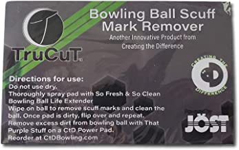 Creating the Difference TruCut Scuff Mark Remover for Bowling Balls