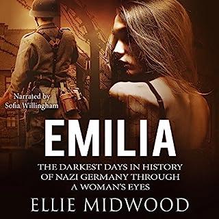 Emilia audiobook cover art