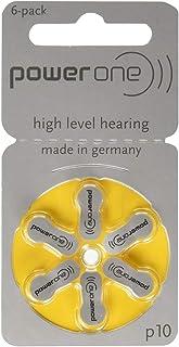 بور ون بطارية متوافقة مع اجهزة تقوية السمع 1.4 V - P10