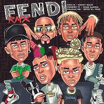FENDI (feat. Totoy El Frio, Yung Sarria & Franux BB) (REMIX)