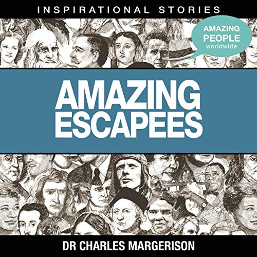 Amazing Escapees cover art
