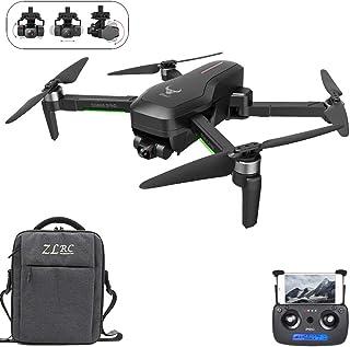 GoolRC Beast SG906 Pro 2 GPS RC Drone con Cámara 4K Cardán de 3 Ejes Motor sin Escobillas 5G WiFi FPV Posicionamiento Fluj...