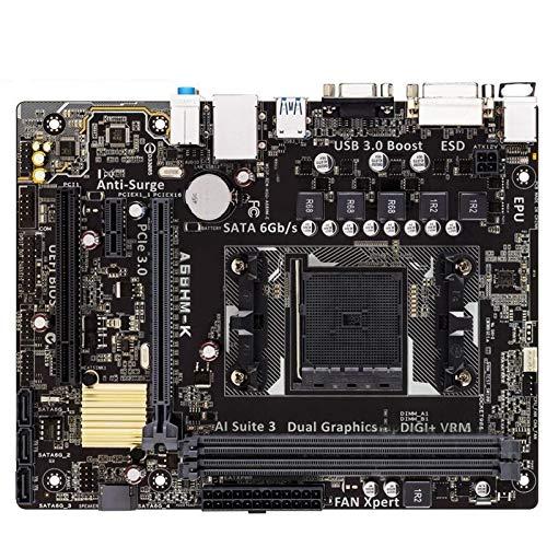 Fit For La Placa Base Fit For A68HM-K FM2 / FM2 + DDR3 Placa Base De La Placa Base De Escritorio DDR3