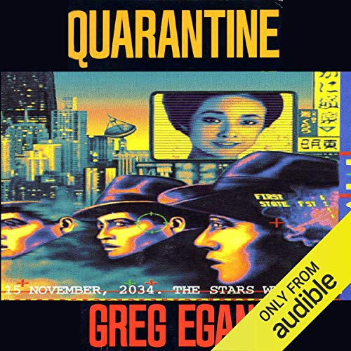 Couverture de Quarantine