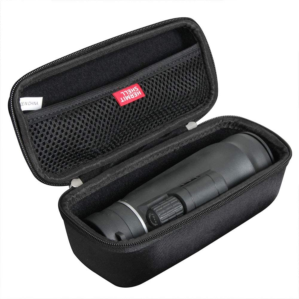 Hermitshell Hard Travel Case for Occer Power 10X42 High Dual HD We OFFer at cheap prices Las Vegas Mall