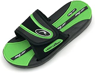 Just Speed Boys Sandals Colors